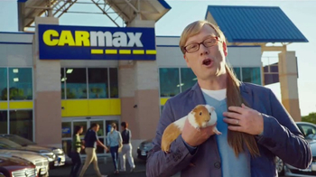 CarMax TV Spot, 'Guinea Pig' Featuring Andy Daly