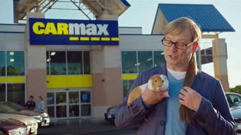 CarMax TV Spot, 'Guinea Pig' Featuring Andy Daly - Thumbnail 4