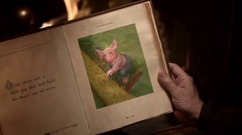 GEICO TV Spot, 'Three Pigs' - Thumbnail 1