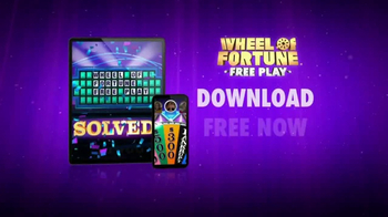 Wheel of Fortune Free Play TV Spot, 'Who Is He?' - Thumbnail 10