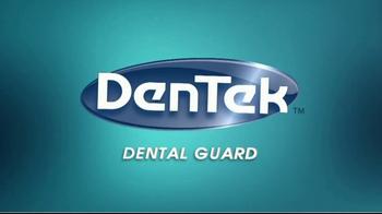 DenTek Maximum Protection Dental Guard TV Spot, 'Cracking Nuts' - Thumbnail 1