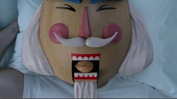 DenTek Maximum Protection Dental Guard TV Spot, 'Cracking Nuts'