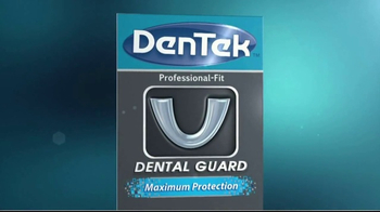 DenTek Maximum Protection Dental Guard TV Spot, 'Cracking Nuts' - Thumbnail 6