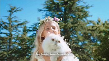 ClariSpray TV Spot, 'Flowers and Cats' - 2108 commercial airings
