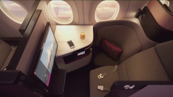 Qatar Airways TV Spot, 'Introducing Qsuite' - Thumbnail 5