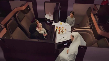 Qatar Airways TV Spot, 'Introducing Qsuite' - Thumbnail 8