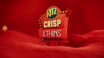 Ritz Crisp & Thins Crackers TV Spot, 'Explosivo' [Spanish] - Thumbnail 1