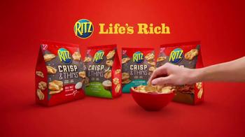 Ritz Crisp & Thins Crackers TV Spot, 'Explosivo' [Spanish] - Thumbnail 6
