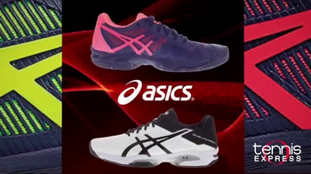 Tennis Express TV Spot, 'Asics Gel Solution'