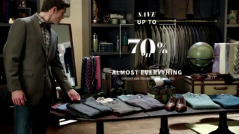 JoS. A. Bank Super Tuesday Sale TV Spot, 'Suits, Shirts & Clearance' - Thumbnail 2