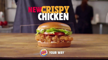 Burger King Crispy Chicken Sandwich TV Spot, 'Haters' - Thumbnail 7