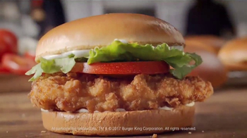 Burger King Crispy Chicken Sandwich TV Spot, 'Haters' - Thumbnail 6