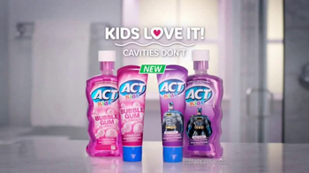 ACT Kids Toothpaste TV Spot, 'One Thing Is Easier' - Thumbnail 10
