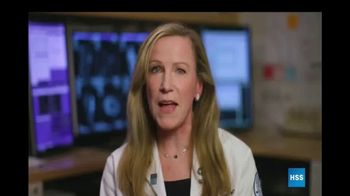 Hospital for Special Surgery TV Spot, 'Unquantifiable' - Thumbnail 8