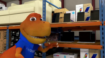 FlexShopper TV Spot, 'T-Flex's Warehouse Tricks' - Thumbnail 2