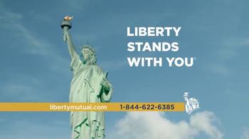 Liberty Mutual TV Spot, 'Fire' - Thumbnail 6