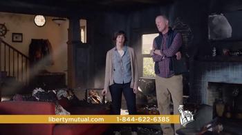 Liberty Mutual TV Spot, 'Fire' - Thumbnail 2