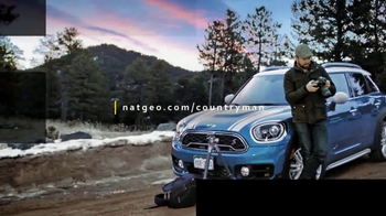 MINI Countryman Adventure Sweepstakes TV Spot, 'National Geographic: Andy' [T1] - Thumbnail 10