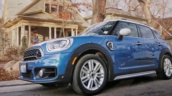 MINI Countryman Adventure Sweepstakes TV Spot, 'National Geographic: Andy' [T1] - Thumbnail 3