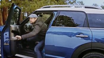MINI Countryman Adventure Sweepstakes TV Spot, 'National Geographic: Andy' [T1] - Thumbnail 6