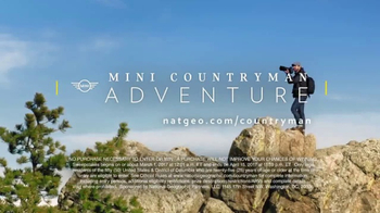 MINI Countryman Adventure Sweepstakes TV Spot, 'National Geographic: Andy' [T1] - Thumbnail 7