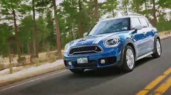 MINI Countryman Adventure Sweepstakes TV Spot, 'National Geographic: Andy' [T1] - Thumbnail 8