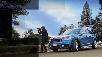 MINI Countryman Adventure Sweepstakes TV Spot, 'National Geographic: Andy' [T1]