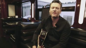 HitsMeUp TV Spot, 'Must-See Concerts & Experiences' Feat. Blake Shelton - 144 commercial airings