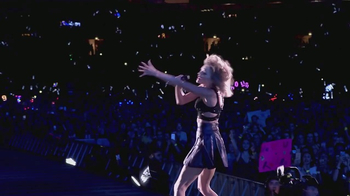 AT&T Taylor Swift NOW TV Spot, 'Concerts on the Go' - Thumbnail 4