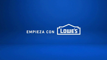 Lowe's TV Spot, 'Pintura y pintura base' [Spanish] - Thumbnail 8