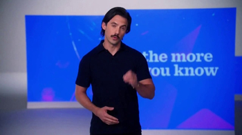 The More You Know TV Spot, 'Diversity' Featuring Milo Ventimiglia - 29 commercial airings
