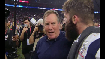 NFL Super Bowl LI Champions Home Entertainment TV Spot, 'Patriots' - Thumbnail 5