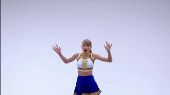AT&T Taylor Swift NOW TV Spot, 'Your Favorite Moments' - Thumbnail 1