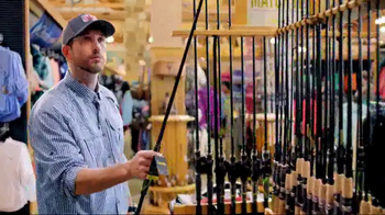 Cabela\'s Spring Great Outdoor Days Sale TV Spot, \'Rods and Reels\'