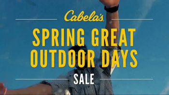 Cabela's Spring Great Outdoor Days Sale TV Spot, 'Rods and Reels' - Thumbnail 5