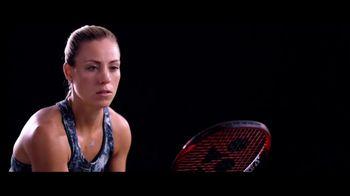 Tennis Warehouse VCORE SV TV Spot, 'Crazy Spin' Featuring Angelique Kerber