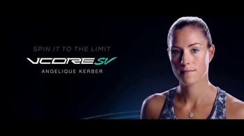 Tennis Warehouse VCORE SV TV Spot, 'Crazy Spin ' Featuring Angelique Kerber - Thumbnail 8