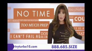 Nutrisystem Turbo 10 TV Spot, 'Take Control' Featuring Marie Osmond - 108 commercial airings