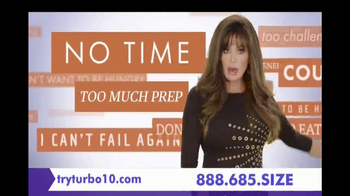 Nutrisystem Turbo 10 TV Spot, \'Take Control\' Featuring Marie Osmond