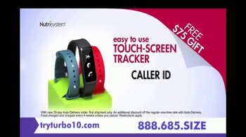 Nutrisystem Turbo 10 TV Spot, 'Take Control' Featuring Marie Osmond - Thumbnail 5