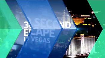 Visit Las Vegas TV Spot, 'Travel Channel: Romantic Getaway' - Thumbnail 1
