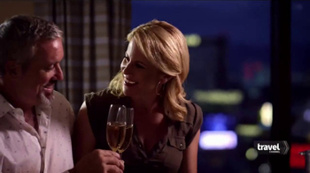Visit Las Vegas TV Spot, 'Travel Channel: Romantic Getaway' - Thumbnail 3
