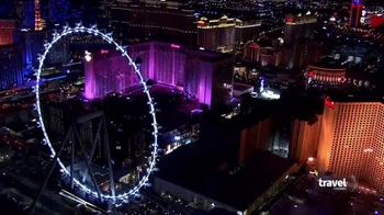 Visit Las Vegas TV Spot, 'Travel Channel: Romantic Getaway' - Thumbnail 5