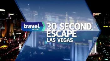 Visit Las Vegas TV Spot, 'Travel Channel: Romantic Getaway' - Thumbnail 8