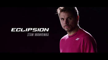 Stan Wawrinka's YONEX Power Cushion Eclipsion Tennis Shoe thumbnail