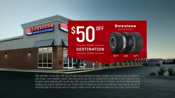 Firestone Complete Auto Care TV Spot, 'Hard Work: A Way of Life' - Thumbnail 5