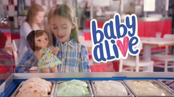 Baby Alive Magical Scoops TV Spot, 'Never Run Out' - Thumbnail 1