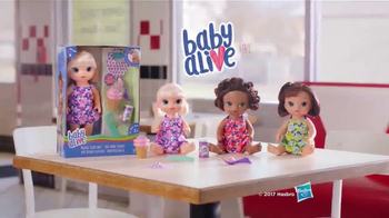 Baby Alive Magical Scoops Tv Commercial Never Run Out