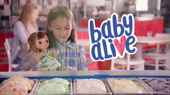 Baby Alive Magical Scoops TV Spot, 'Never Run Out' - Thumbnail 2