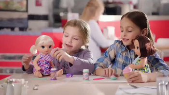 Baby Alive Magical Scoops TV Spot, 'Never Run Out' - Thumbnail 3
